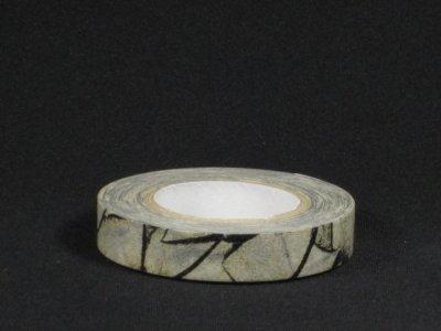 画像1: 倉敷意匠 ひっかき模様・チャコールグレー (10mm)【10%OFF】