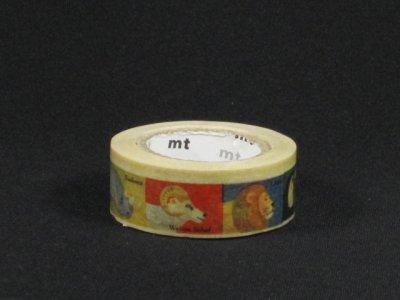 画像2: mt for kids 動物テープ