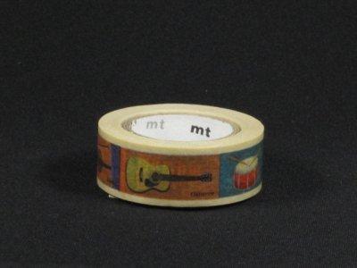 画像2: mt for kids 楽器テープ