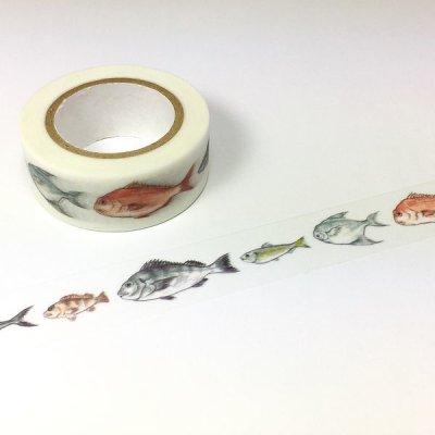 画像1: このはな「瀬戸の魚」(10m巻き)