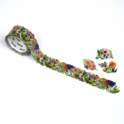 画像2: bande Garden Flower wreath