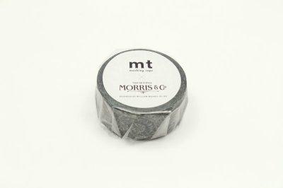 画像4: KAMOI mt×artist series William Morris ウィリアム・モリス Morris&Co. Pure Honeysuckle & Tullip Black ink