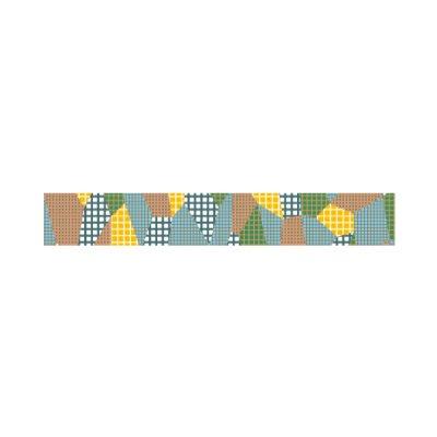 画像1: KAMOI mt DECO セパレートチェック・ダルトーン(無包装) 【10%OFF】