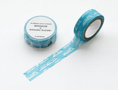 画像1: くま SETOUCHI Masking Tape 1