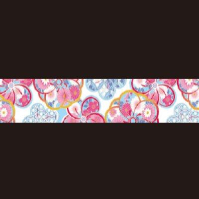 画像1: カミイソ産商 Kimono美 捻り梅