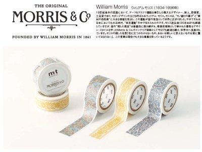 画像5: KAMOI mt×William Morris ウィリアム・モリス Morris & Co. Oaktree