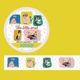 くま ムーミン The little ones(type1)