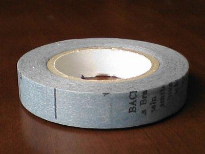 画像1: 倉敷意匠 オールドブック・ブルー 10mm